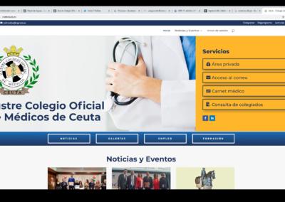 Colegio de Médicos de Ceuta