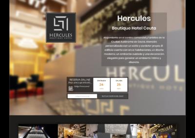 Hércules Boutique Hotel